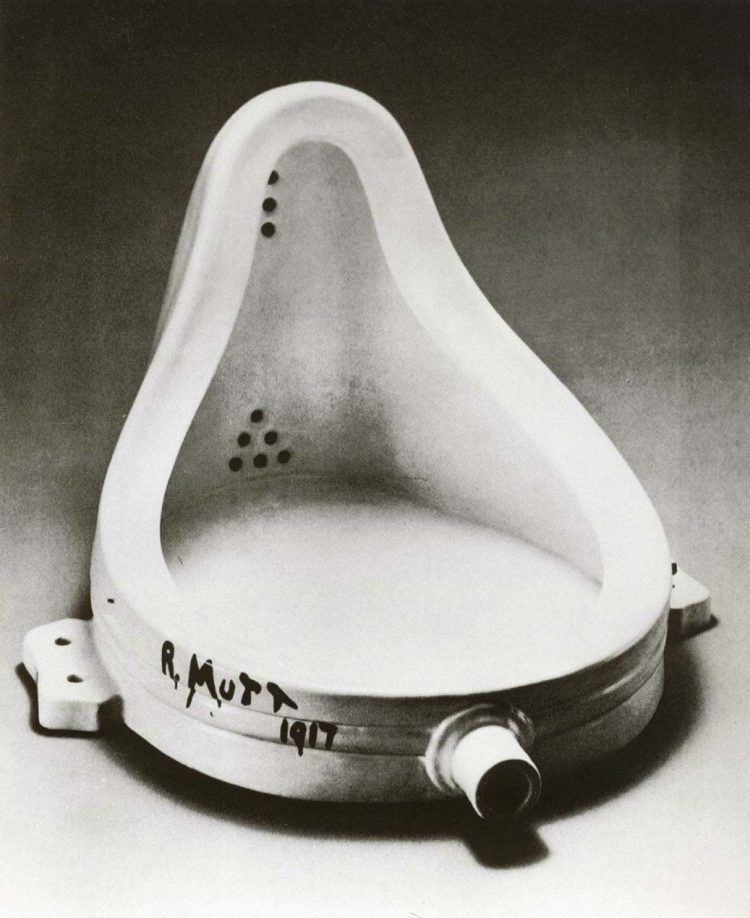 Urinario Duchamp