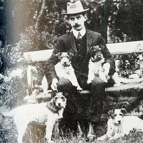 john russell criador perros jach russell