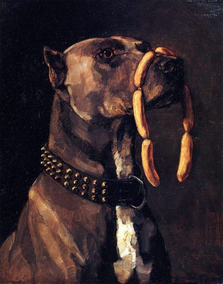hail caesar dog